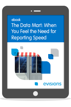 The Data Mart: When You Feel the Need for Reporting Speed